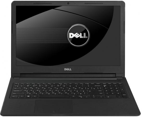 Ноутбук Dell Vostro 3568 (3568-0245) Pentium 4415U (2.3) / 4Gb / 1Tb / 15.6 HD TN / HD Graphics 610 / Win10 Pro / Black ноутбук dell vostro 3568
