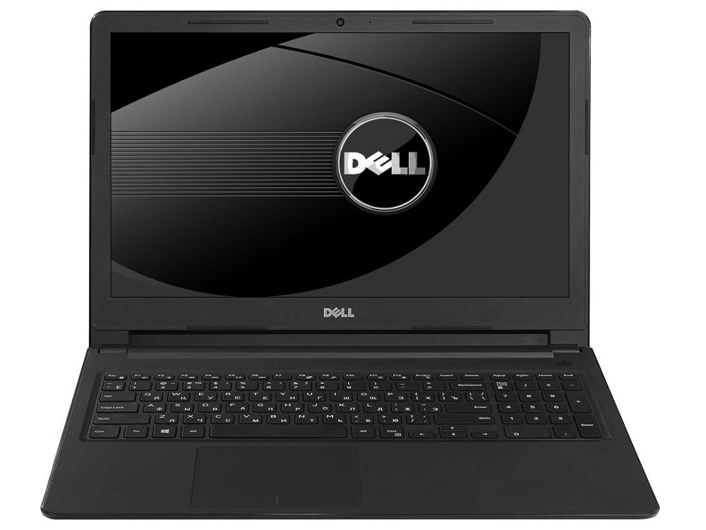 Ноутбук Dell Vostro 3568 (3568-0221) Pentium 4415U (2.3) / 4Gb / 1Tb / 15.6 HD TN / HD Graphics 610 / Linux / Black ноутбук dell vostro 3568 core i3 6006u 2ghz 15 6 4gb 500gb dvd hd graphics 520 w10pro64 black 3568 9378