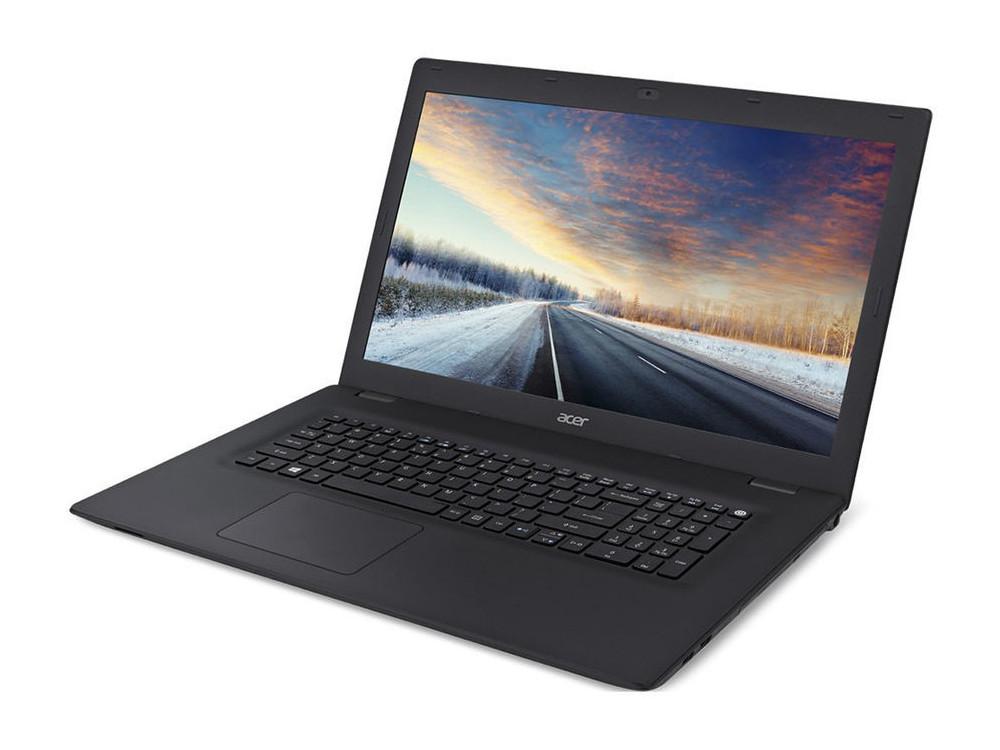 Ноутбук Acer TravelMate TMP278-M-P57H (NX.VBPER.010) Pentium 4405U/4GB/500GB/17.3 1600x900/Int:Intel HD 520/WiFi/BT/DVD-SM/Cam/Win10 Black hama h 4405