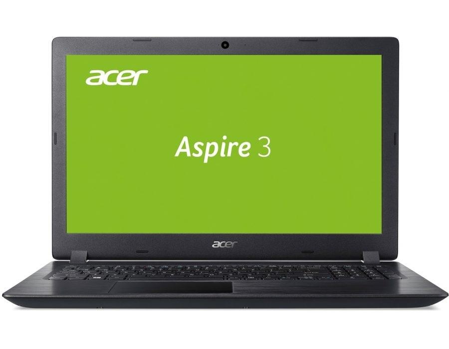 Ноутбук Acer Aspire A315-51-31DY NX.GNPER.005 Core i3 6006U (2.0) / 4Gb / 500Gb / 15.6 HD / HD Graphics 520 / Win 10 / Black ноутбук acer aspire e5 772g 38uy nx mvcer 005 nx mvcer 005