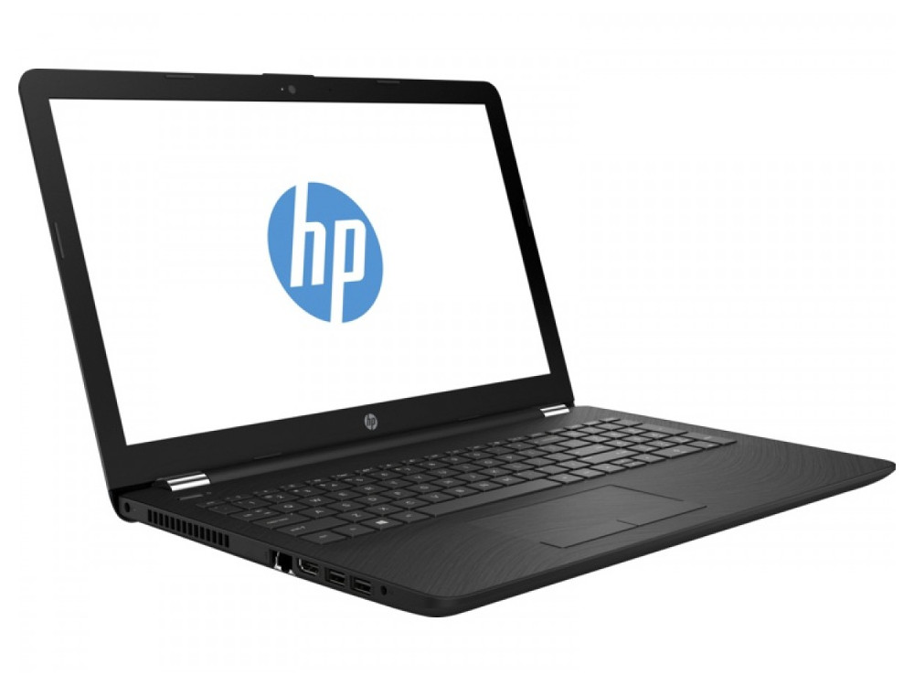 Ноутбук HP 15-bw042ur (2CQ04EA) A6-9220 (2.5) / 4Gb / 500Gb / 15.6 HD / Radeon M520 2Gb / DOS / Black hp 15 ay503ur [y5k71ea] black 15 6 hd cel n3060 2gb 500gb nodvd win10