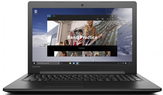 Ноутбук Lenovo IP310-15ISK (80SM01RQRK) i3-6006U (2.0) / 4Gb / 500Gb / 15.6 HD TN / GeForce 920MX 2Gb / Win 10 / Black ноутбук lenovo 310 15isk core i3 6006u 4gb 500gb nv 920m 2gb 15 6 fullhd win10 black