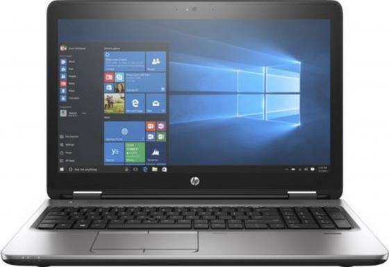 Ноутбук HP ProBook 650 G3 (Z2W56EA) i5 7200U (2.5) / 8Gb / 500Gb / 15.6 FHD / HD Graphics 620 / Win 10 Pro / Black ноутбук hp probook 650 g3 15 6 1920x1080 intel core i5 7200u 1 tb 8gb intel hd graphics 620 черный windows 10 professional z2w47ea