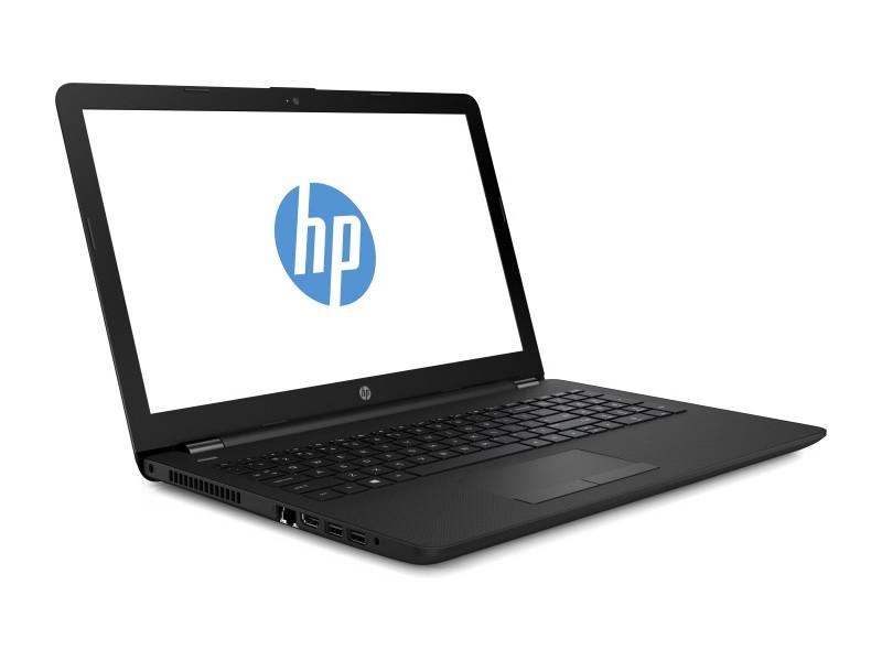 """Ноутбук HP 15-bw508ur (2FN00EA) AMD A9-9420 (3.0)/4GB/1TB + 128GB SSD/15.6"""" FHD AG/AMD Radeon 520 2GB/noODD/BT/Win10 (Jet Black)"""