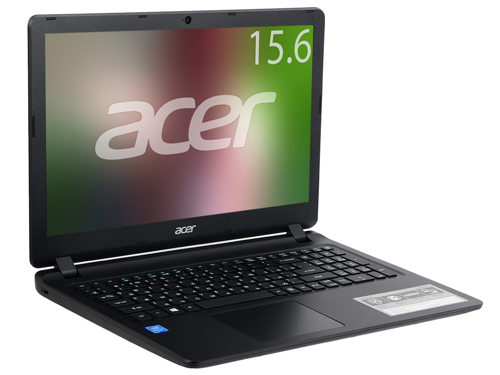 Ноутбук Acer Aspire ES1-572-P0QJ NX.GD0ER.016 Pentium 4405U (2.1) / 4Gb / 500Gb / 15.6 HD / HD Graphics 510 / Win 10 / Black ноутбук acer aspire es1 572 357 s nx gd0er 035 черный