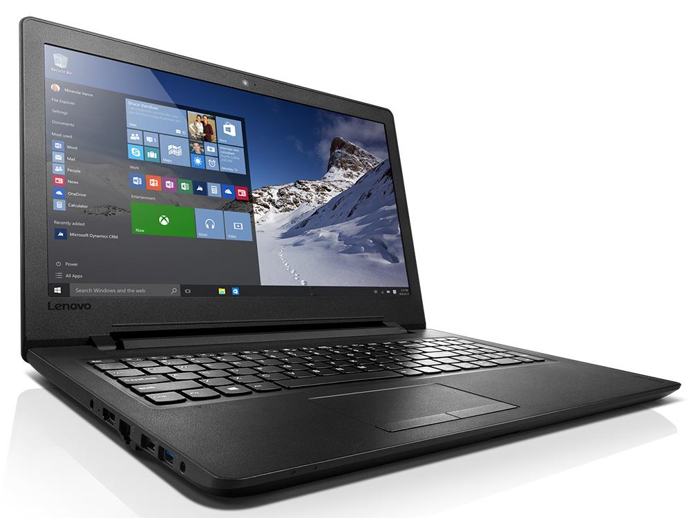 Ноутбук Lenovo IdeaPad 110-15ACL (80TJ0032RK) AMD A8-7410 (2.2)/4GB/500GB/15.6 1366x768/Radeon R5 M430 2GB/DVD-SM/Wi-fi/BT/Win10 Black lenovo lenovo ideapad 110 15 6 amd e series 4гб ram wi fi sata bluetooth нет