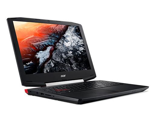 Ноутбук Acer Aspire VX5-591G-75AY (NH.GM2ER.012) i7 7700HQ (2.8)/16GB/1TB + 128GB SSD/15.6 1920x1080/NV GTX1050 4GB/WiFi/BT/Cam/Linux Black ноутбук acer aspire vx5 591g 75ay nh gm2er 012 nh gm2er 012