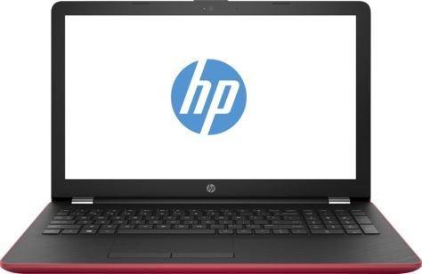 Ноутбук HP 15-bs089ur (1VH83EA) i7-7500U (2.7)/6Gb/1Tb+128Gb SSD/15.6FHD/AMD 530 4Gb/No ODD/Win10 (Empress Red) игровой ноутбук hp 15 bs086ur i7 7500u 2700mhz 6gb 1tb 128gb ssd 15 6fhd amd 530 4gb no odd win10