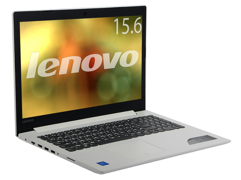 Ноутбук Lenovo IdeaPad 320-15IAP (80XR0024RK) Pentium N4200 (1.1)/4GB/1TB/15.6 1366x768 AG/Intel HD 505/Cam HD/BT/DVD нет/Win 10 White hd 320