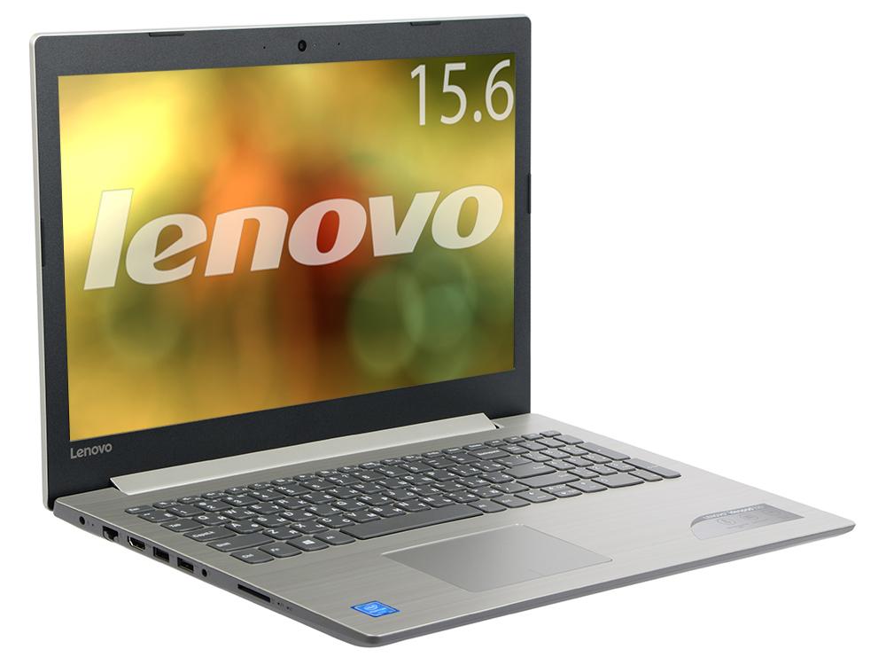 Ноутбук Lenovo IdeaPad 320-15IAP (80XR0026RK) Pentium N4200 (1.1)/4GB/1TB/15.6 1366x768 AG/Intel HD 505/Cam HD/BT/DVD нет/Win 10 Silver ноутбук lenovo ideapad 320 15abr 2500 мгц