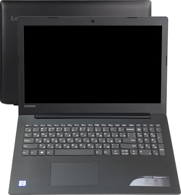 Ноутбук Lenovo IdeaPad 320-15ISK (80XH01DHRK) i3-6006U (2.0) / 4Gb / 2Tb / 15.6 HD TN / HD Graphics 520 / DOS / Black ноутбук hp 15 bs027ur 1zj93ea core i3 6006u 4gb 500gb 15 6 dvd dos black