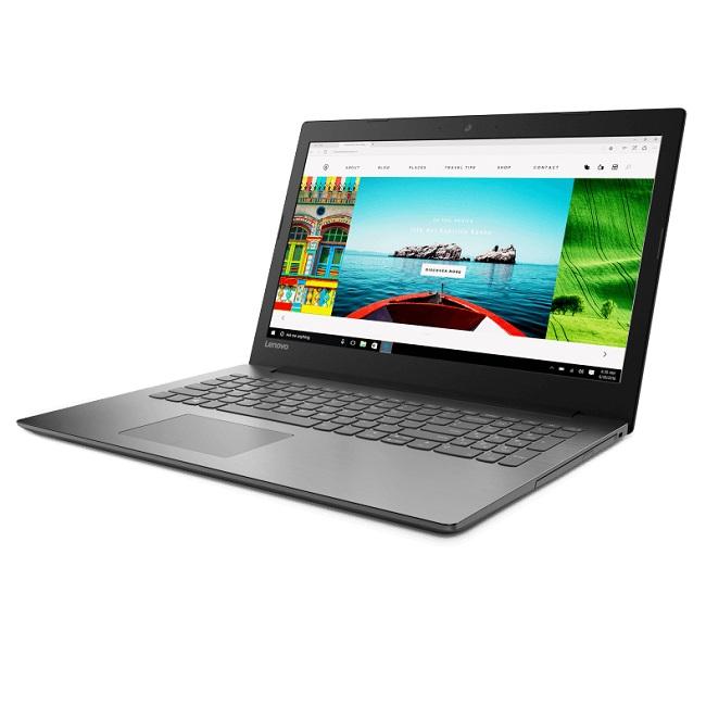 Ноутбук Lenovo IdeaPad 320-15IKBN (80XL01GVRK) i3-7100U (2.4) / 4Gb / 1000Gb / 15.6 FHD TN / GeForce 940MX 2Gb / Win 10 / Black