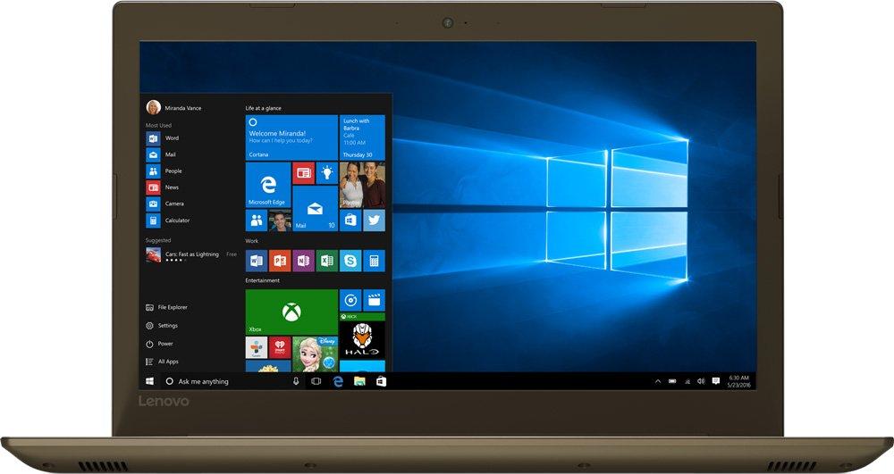 все цены на Ноутбук Lenovo IdeaPad 520-15 (80YL00JKRK) i5-7200U (2.5) / 6Gb / 1Tb+128 SSD / 15.6