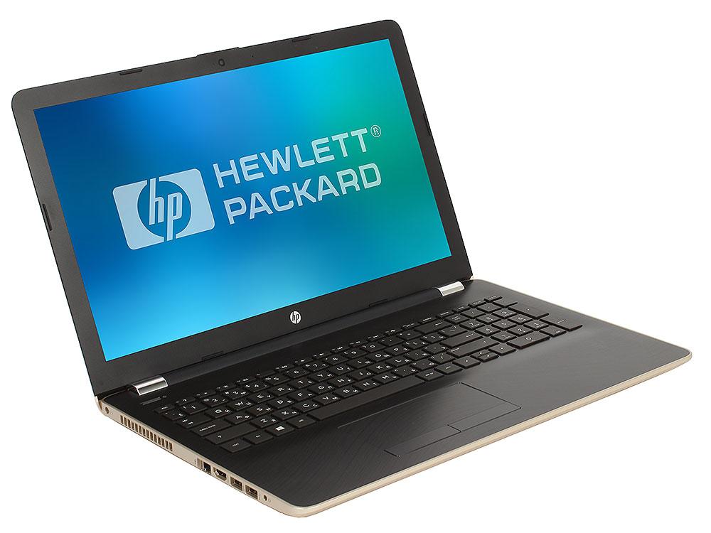 Ноутбук HP 15-bs000ur (1PA61EA) Pentium N3710 (1.6)/4Gb/500Gb/15.6 FHD AG/AMD 520 2Gb/No ODD/Cam HD/Win10 (Silk Gold) ноутбук hp 15 bs000ur 1pa61ea intel pentium n3710 1 6 ghz 4096mb 500gb no odd amd radeon 520 2048mb wi fi cam 15 6 1920x1080 windows 10 64 bit