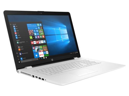 Ноутбук HP 17-ak021ur (2CP35EA) AMD E2-9000e (1.5)/4GB/128GB SSD/17.3 HD+/AMD Radeon R2/DVD-SM/BT/Win10 (White) ноутбук hp 17 ak020ur amd e2 9000 1 8ghz 17 3 4gb ssd128gb dvd radeon r2 w10 home 2cp33ea