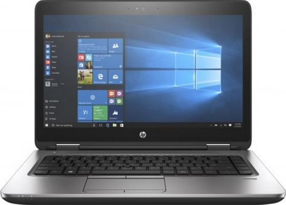 цена на Ноутбук HP ProBook 640 G3 (Z2W26EA) i3-7100U (2.4)/8GB/256GB SSD/14 FHD/Int: Intel HD 620/DVD-RW/Win10Pro (Black/Silver)