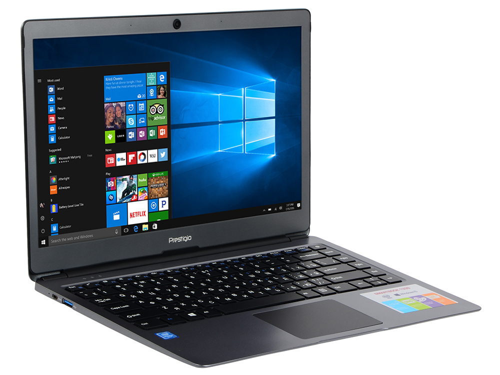 SmartBook 133S ноутбуки prestigio ноутбук prestigio smartbook 133s dark grey