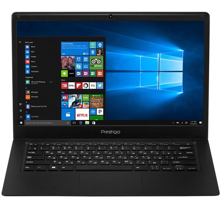 SmartBook 141C ноутбуки prestigio ноутбук prestigio smartbook 141c black