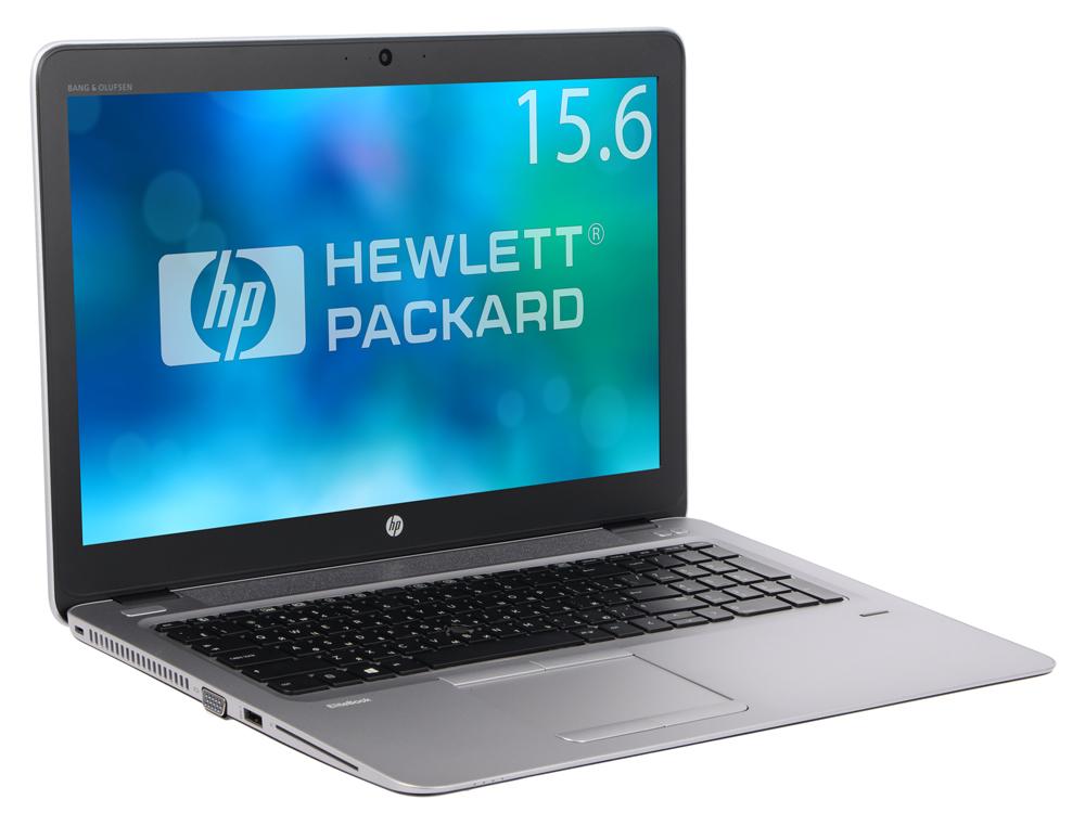 Ноутбук HP EliteBook 850 G4 (1EN74EA) i5-7200U (2.5) / 8GB / 256GB SSD/ 15.6 FHD VA / Int: Intel HD 620 / Win10Pro (Silver) samsung internal ssd 850 pro 256gb 512gb 1tb 2tb solid state hd hard drive sata iii high speed for laptop desktop computer pc