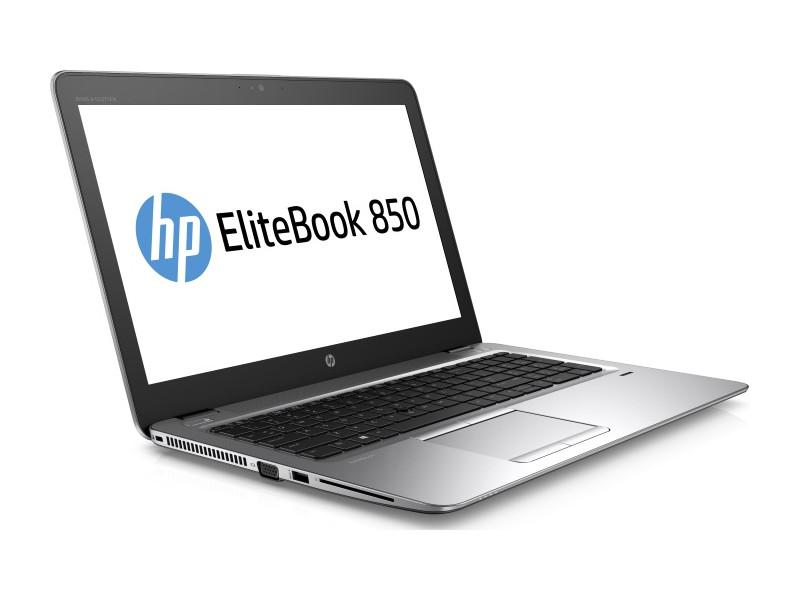 Ноутбук HP EliteBook 850 G4 (1EN74EA) i5-7200U (2.5) / 8GB / 256GB SSD/ 15.6 FHD VA / Int: Intel HD 620 / Win10Pro (Silver) ноутбук hp elitebook 850 g4 1en71ea