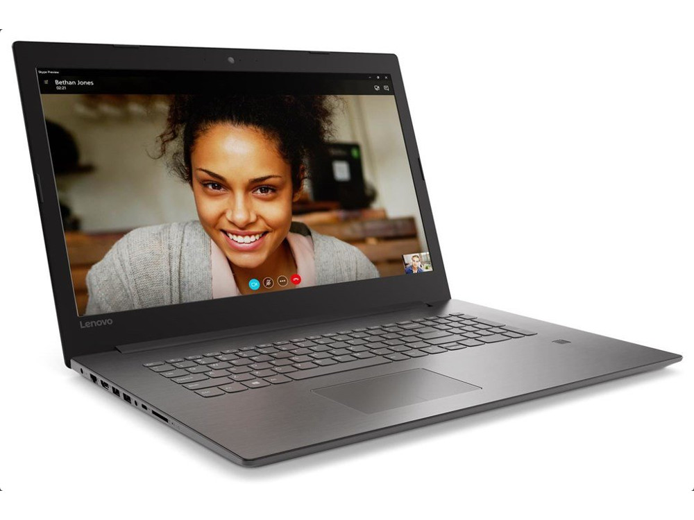 Ноутбук Lenovo IdeaPad 320-17AST (80XW0031RK) AMD A9-9420 (.)/8GB/500GB/. HD+/ Radeon 520M 2GB/BT/Win10 (Black)