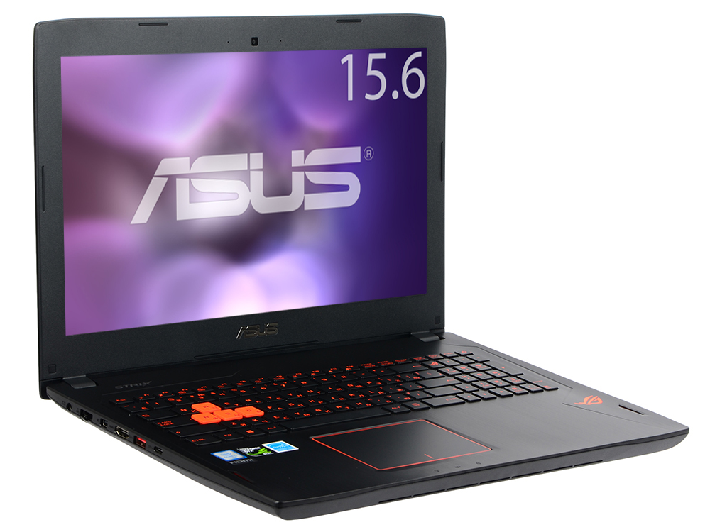 Ноутбук Asus GL502VT-FY010T i7-6700HQ (2.6)/8GB/1TB+128GB SSD/15.6 1920x1080 AG IPS/NV GTX970M 6GB/DVD нет/BT/WiFi/Win10 Black, Aluminum