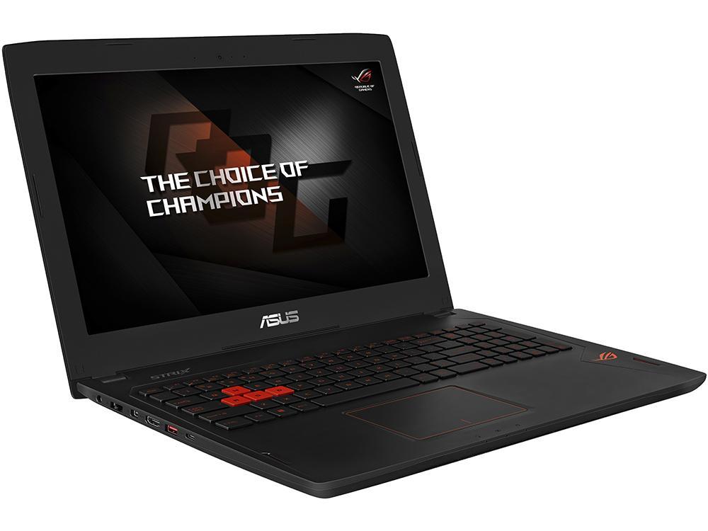 Ноутбук Asus GL502VT-FY010T i7-6700HQ (2.6)/8GB/1TB+128GB SSD/15.6 1920x1080 AG IPS/NV GTX970M 6GB/DVD нет/BT/WiFi/Win10 Black, Aluminum игровой ноутбук asus gl702vm gc271 i5 7300hq 2500mhz 8 1t 128g ssd 17 3fhd ag ips nv gtx1060 3g ddr5 noodd bt