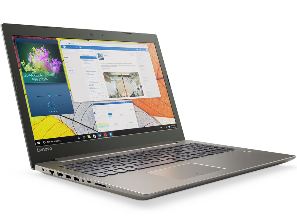 Ноутбук Lenovo IdeaPad 520-15IKB (80YL00GWRK) i3-7100U (2.4) / 4Gb / 1Tb / 15.6 FHD IPS / GeForce GT 940MX 2 Gb / Win 10 / Grey ноутбук lenovo ideapad 520 15ikb core i7 7500u 2 7ghz 15 6 12gb 1tb ssd128 geforce gt 940mx w10h64 80yl001rrk
