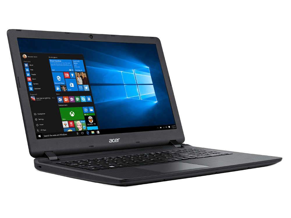 Ноутбук Acer Aspire ES1-533-P5ER (NX.GFTER.052) Pentium N4200 (1.1)/6GB/1TB/15.6 FHD AG/Int:Intel HD 505/noODD/BT/Win10 (Black) ноутбуки acer aspire f5 571g p8pj intel pentium 3556u 1700 mhz 15 6