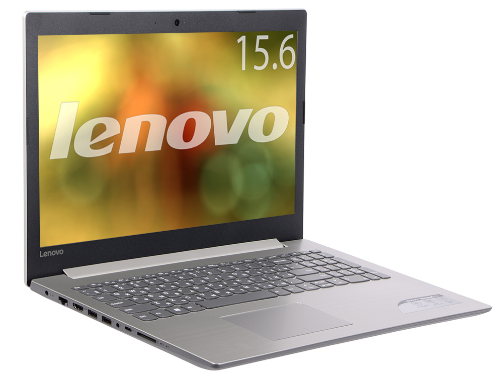 Ноутбук Lenovo IdeaPad 320-15ABR (80XS000MRK) AMD A10-9620P (2.4) / 6GB / 1TB / 15.6 1920x1080 AG/ AMD Radeon 530 2GB/ noODD / BT /Win10 (Grey)