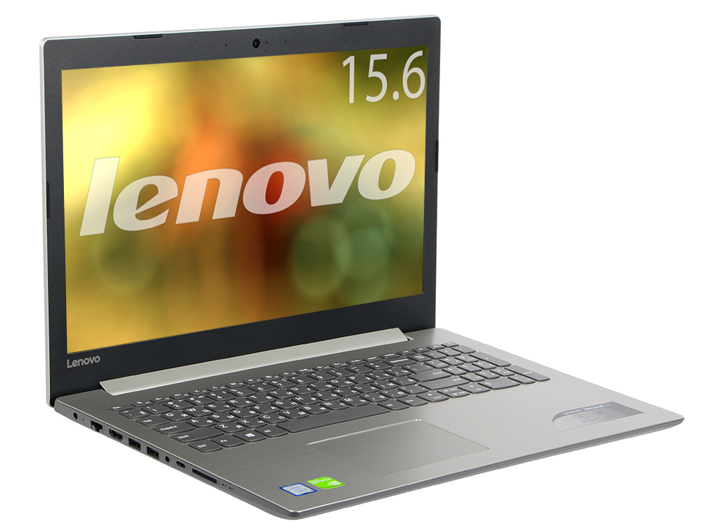 Ноутбук Lenovo IdeaPad 320-15IKBN (80XL01GPRK) i5-7200U (2.5)/4GB/1TB/15.6 1920x1080 AG/NV 940MX 2GB/Cam HD/BT/DVD нет/Win 10 Silver ноутбук lenovo ideapad 520 15ikb 80yl001urk i5 7200u 2 5 8gb 1tb 15 6 1920x1080 nv gf 940mx 2gb dvd rw win10 grey