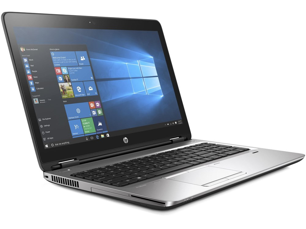 Ноутбук HP ProBook 655 G3 (Z2W22EA) AMD A10-8730B (2.4) / 8GB / 500GB / 15.6 HD VA/ Int: AMD Radeon R5 / DVD-RW / Win10Pro (Black/Silver) ноутбук hp probook 430 g3 w4n77ea core i7 6500u 8gb 500gb 13 3 hd win10pro win7pro black