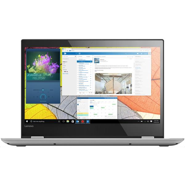 Ноутбук Lenovo Yoga 520-14IKB (80X8008TRK) i3-7100U (2.4) / 4Gb / 128Gb SSD / 14.0 FHD IPS Touch / HD Graphics 620 / Win10 / Grey lacywear u 8 trk