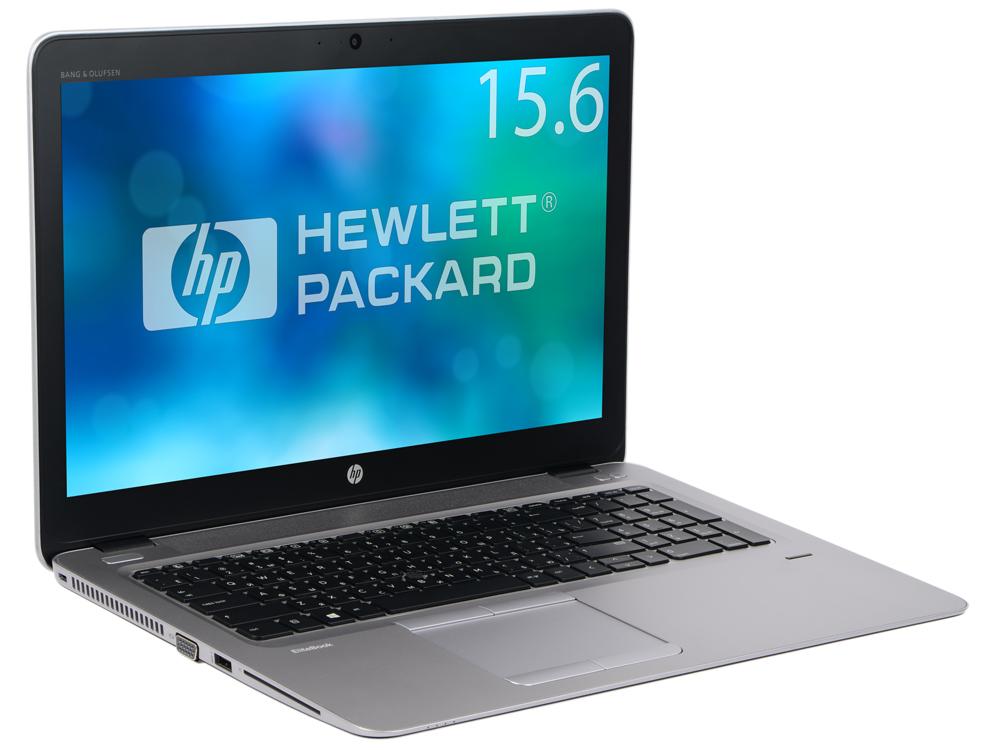 Ноутбук HP ProBook 850 G4 (1EN68EA) i7-7500U (2.7)/8GB/512GB SSD/15.6 FHD AG/Int: Intel HD 620/noODD/3G/4G LTE/Win10Pro (Silver) ноутбук hp zbook 15u g4 y6k02ea core i7 7500u 16gb 512gb ssd 15 6 fullhd win10pro