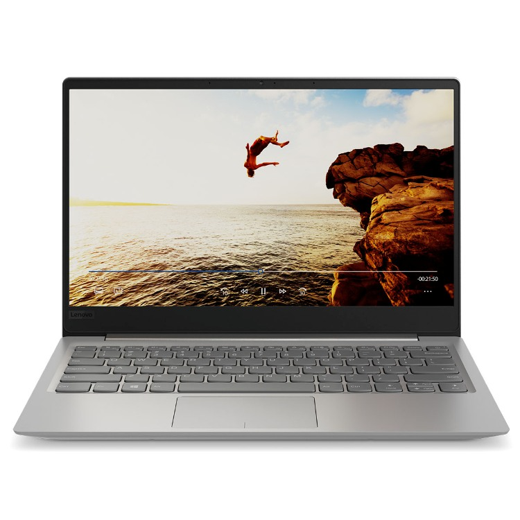 Ноутбук Lenovo IdeaPad 320s-13 (81AK001WRK) i7-8550U (1.8) / 8Gb / 256Gb SSD / 13.3 FHD IPS / UHD Graphics 620 / Win 10 / Grey ноутбук lenovo yoga 720 13ikb 80x60059rk i5 7200u 2 5 8gb 128gb ssd 13 3 fhd ips hd graphics 6ы20 win 10 silver