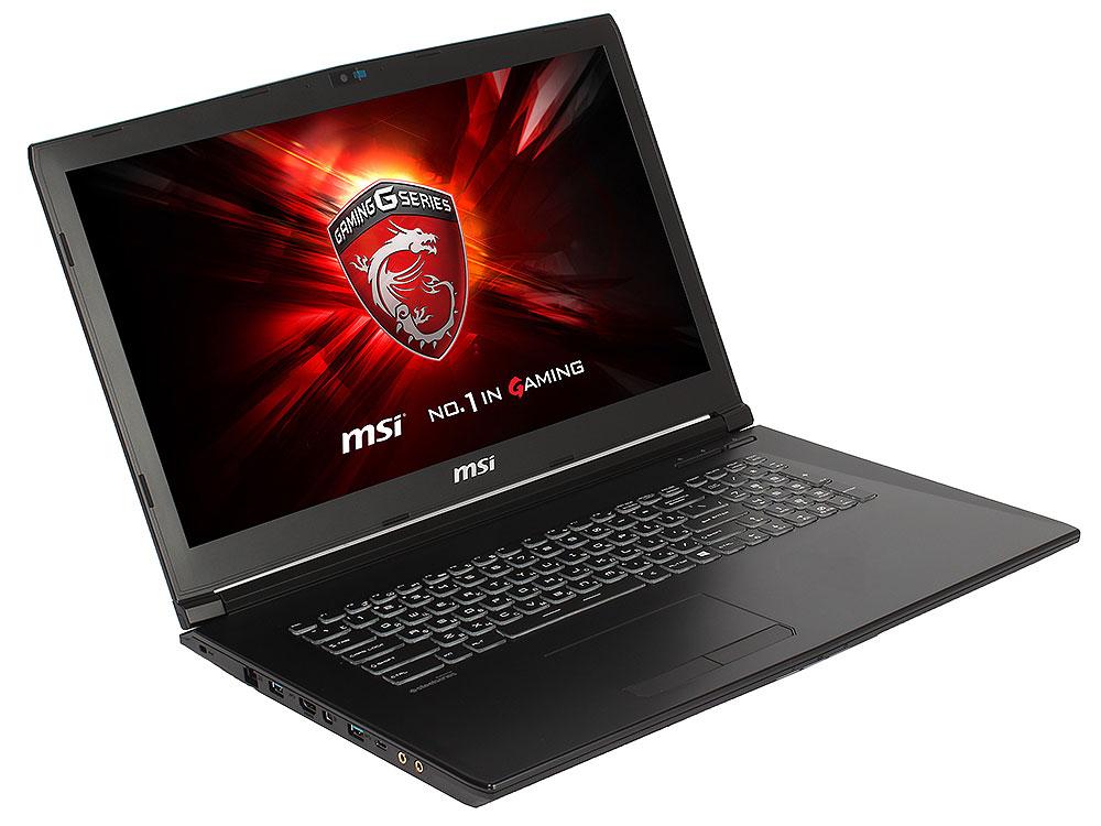 GP72M 7RDX(Leopard)-1243RU ноутбук msi gp 72 m 7rdx 1019 ru