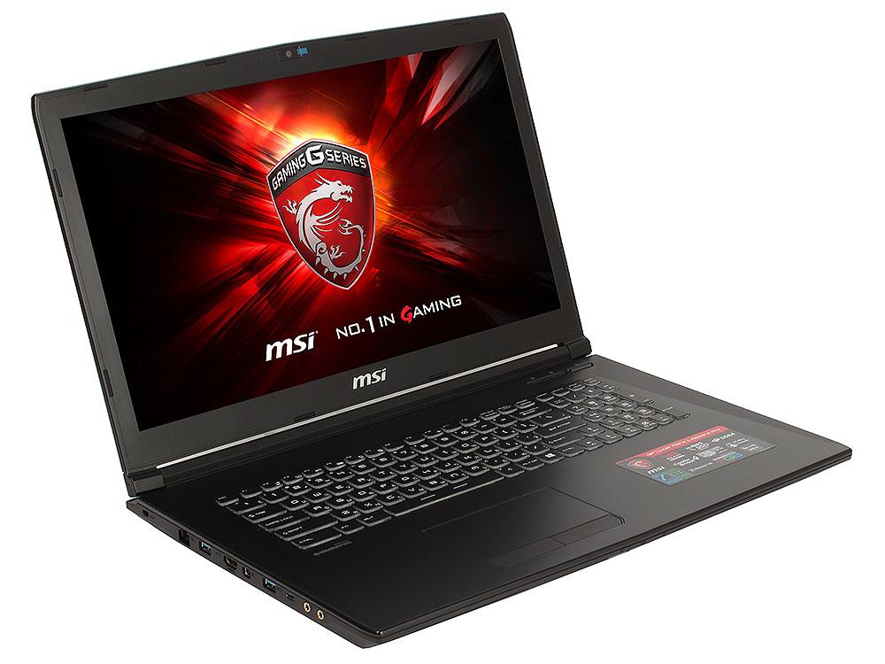 GP72MVR 7RFX(Leopard Pro)-679RU ноутбук игровой msi gp72mvr 7rfx 635ru leopard pro