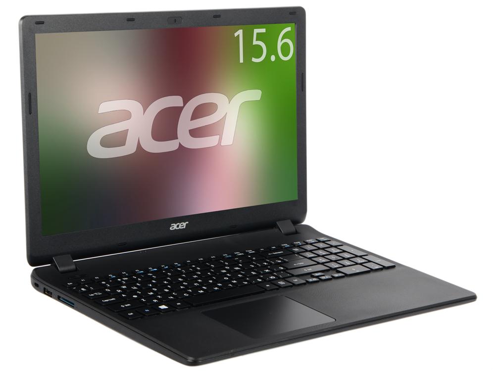 Ноутбук Acer Extensa EX2519-C9HZ (NX.EFAER.075) Celeron-N3060 (1.6)/4GB/1TB/15.6 1366x768 AG/Int:Intel HD 400/DVD нет/BT/Linux Black ноутбук acer extensa ex2519 c9hz nx efaer 075