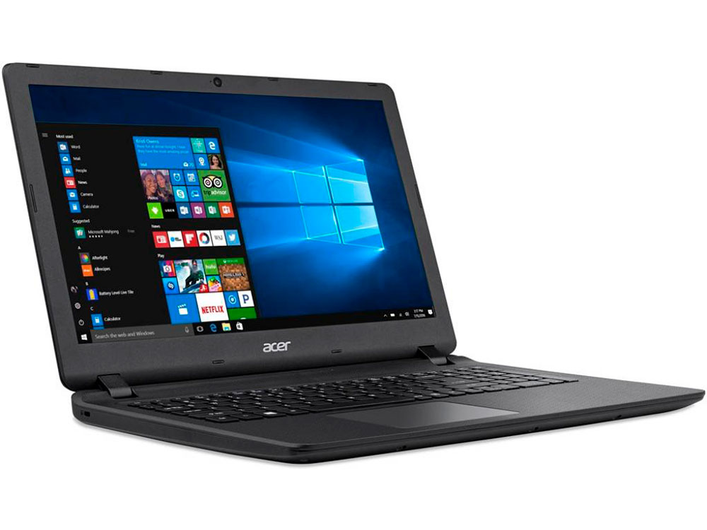 Ноутбук Acer Extensa EX2540-36H1 (NX.EFHER.020) i3 6006U (2.0)/4GB/500GB/15.6 1366x768/intel HD 520/WiFi/BT/DVD-SM/Cam/Linux Black ноутбук acer aspire es1 572 35j1 core i3 6006u 4gb 500gb dvd rw intel hd graphics 520 15 6 fhd 1920x1080 linux black wifi bt cam