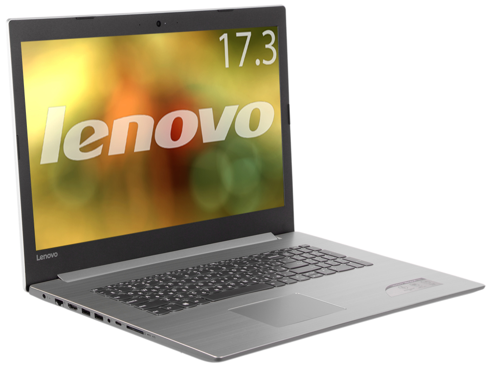 Ноутбук Lenovo V320-17IKB 81B60006RK i3-6006U (2.0) / 4Gb / 500Gb / 17.3 / Intel GMA HD / Win 10 / Grey