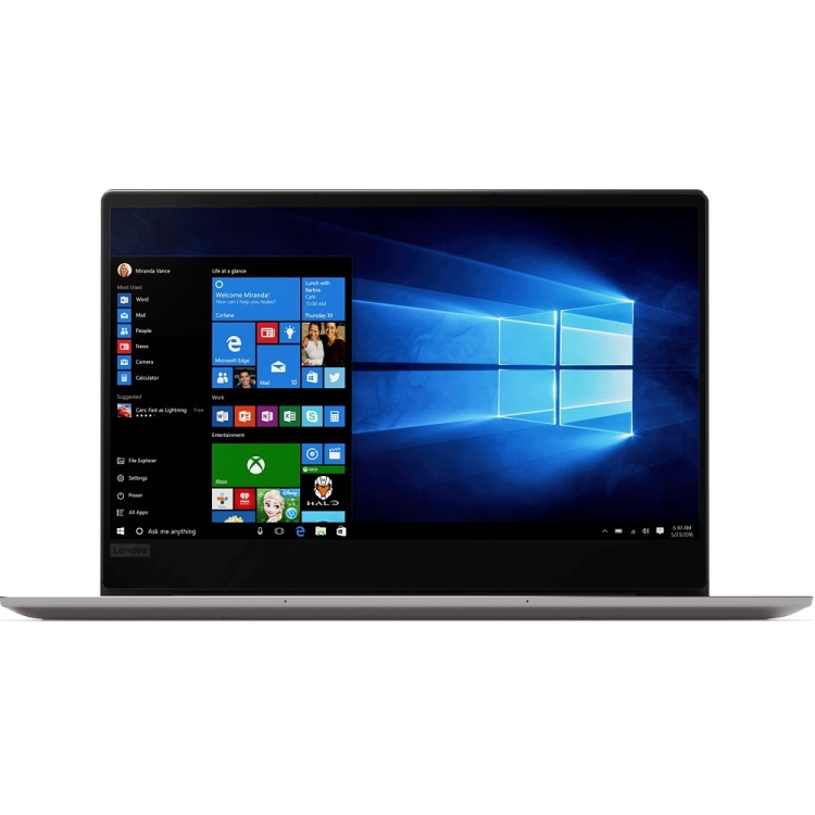 Ноутбук Lenovo IdeaPad 720S-13 (81A8000WRK) i7-7500U (2.7) / 8Gb / 512Gb SSD / 13.3 FHD IPS / HD Graphics 620 / Win 10 / Silver накопитель ssd a data adata ultimate su800 512gb asu800ss 512gt c