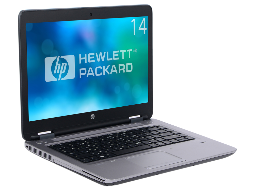 Ноутбук HP ProBook 645 G3 (Z2W14EA) AMD A10-9730B (2.4) / 4GB / 128GB SSD / 14 FHD AG / Int: AMD Radeon R5 / DVD-SM / FP / Win10Pro (Black/Silver) sheli laptop motherboard for hp probook 4515s 585219 001 for amd cpu with integrated graphics card 100% fully tested