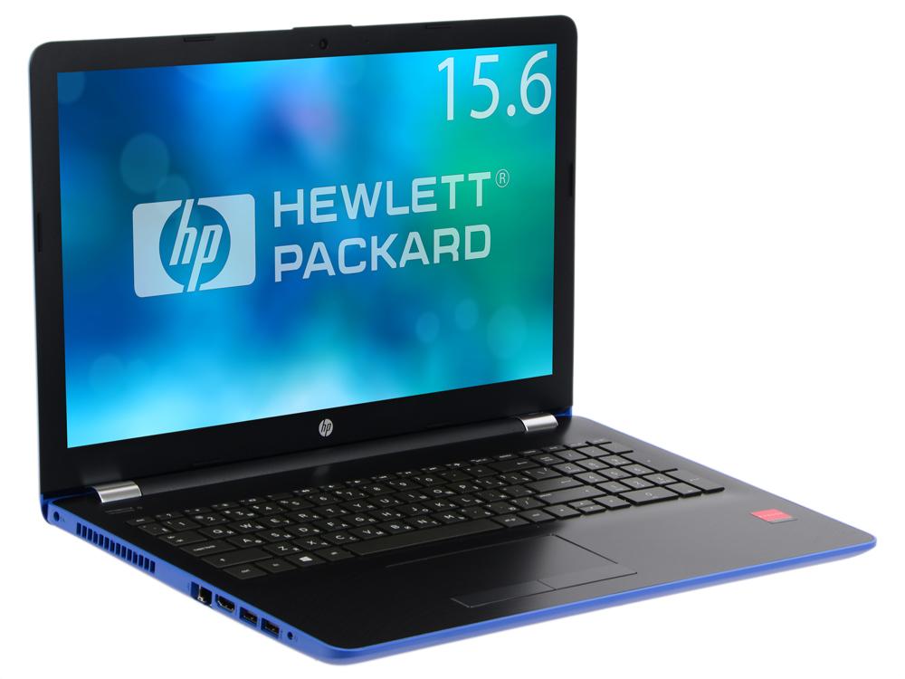 Ноутбук HP15-bw047ur(2BT66EA#ACB) AMD A6 9220(2.5)/4Gb/1Tb/15.6(1920x1080)/DVDrw/Radeon 520 2GB/BT/WiFi/Win 10/Marine blue