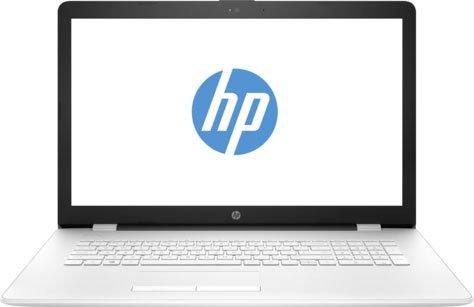 Ноутбук HP17-bs019ur (2CP72EA#ACB) Pentium N3710(1.6)/4Gb/1Tb/17.3(1600x900)/DVDrw/Radeon 520 2GB/BT/WiFi/Win 10/Snow White ноутбук asus x751sj ty017t pentium n3700 1 6ghz 17 3 4gb 500gb dvdrw gt920m 1gb w10 black 90nb07s1 m00860