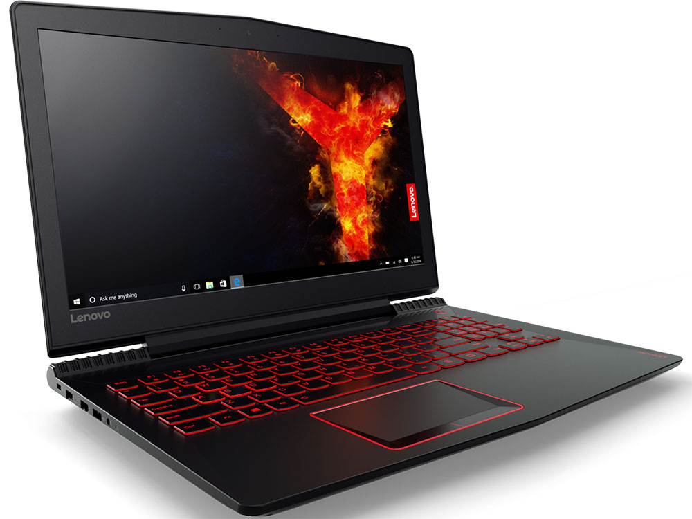 Ноутбук Lenovo Legion Y520-15IKBM (80YY0004RK) i7-7700HQ(2800)/8Gb/1Tb + 256Gb SSD/15.6 FHD IPS/NV GeForce GTX 1060 3Gb/Win 10 H/Black ноутбук lenovo legion y520 15ikbm 80yy0008rk 80yy0008rk