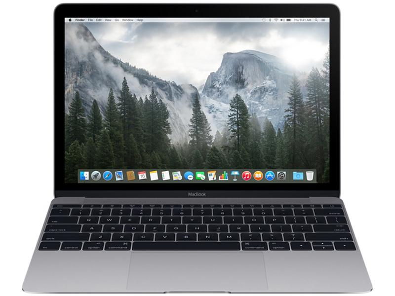 купить Ноутбук Apple MacBook 12
