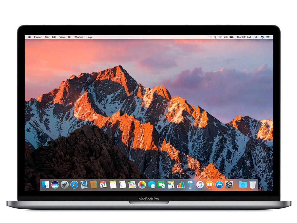 ноутбук apple macbook pro 15 with touch bar z0sg 000 nb Ноутбук Apple MacBook Pro 15 with Touch Bar (Z0UB000P1) Core i7 (3.1GHz up to 4.1GHz)/16GB/256GB SSD/Radeon Pro 555 2GB/Space Gray