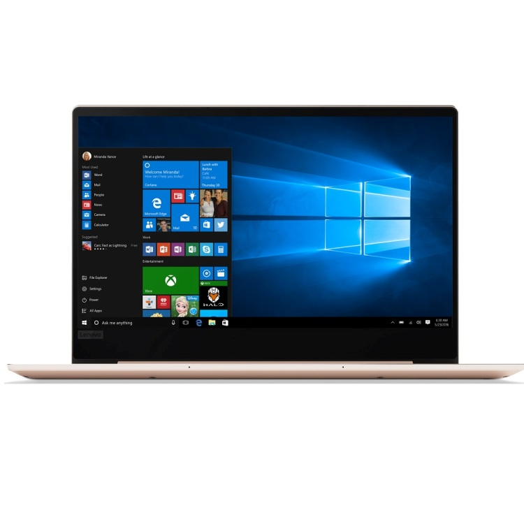 Ноутбук Lenovo IdeaPad 720S-13IKB (81A8000SRK) i7-7500U (2.7) / 8Gb / 256Gb SSD / 13.3 UHD IPS / HD Graphics 620 / Win 10 / Gold ноутбук lenovo yoga 720 13ikb 80x60059rk i5 7200u 2 5 8gb 128gb ssd 13 3 fhd ips hd graphics 6ы20 win 10 silver