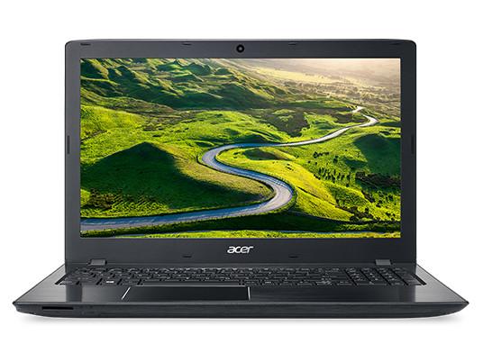 """Ноутбук Acer Aspire E5-576G-59AB (NX.GTZER.027) i5-7200U (2.5)/8GB/1TB/15.6"""" FHD AG/NV GT940MX 2Gb/noODD/BT/Linux (Black)"""