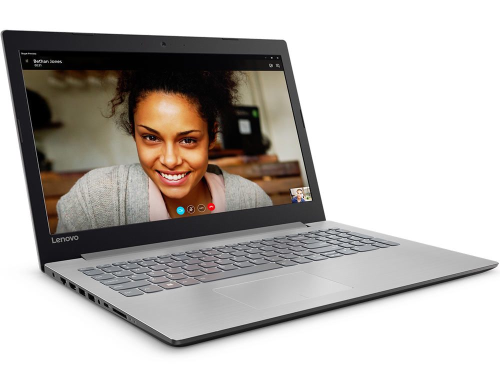 Ноутбук Lenovo IdeaPad 320-15IKBN (80XL03MYRK) i3-7100U (2.40)/4GB/1TB + 128GB SSD/15.6'' FHD AG/NV GF 940MX 2GB/noDVD/WiFi/BT/Win10 (Grey) ноутбук lenovo ideapad 520 15ikb 80yl001urk i5 7200u 2 5 8gb 1tb 15 6 1920x1080 nv gf 940mx 2gb dvd rw win10 grey
